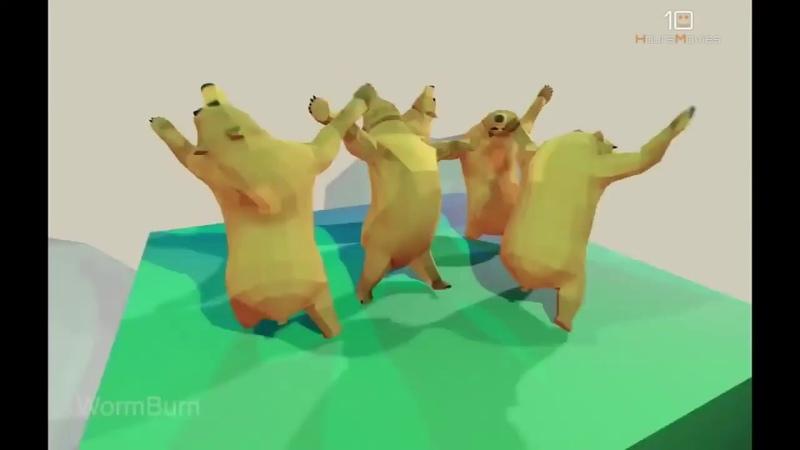 Bears Dance to Sweet Dreams 10 Hours