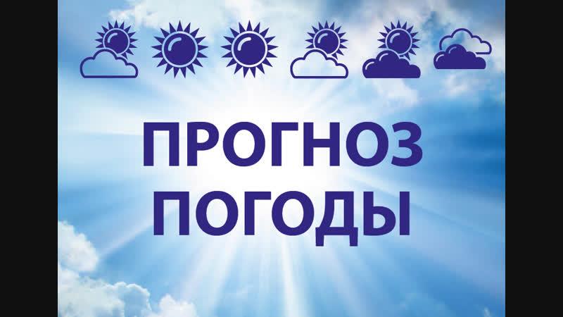 Прогноз погоды в Рыбинске на 24 января 2019 года