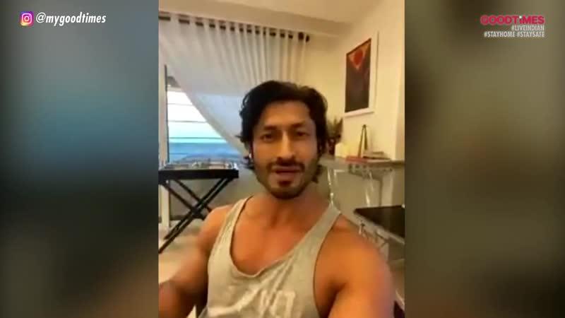 Vidyut Jammwals Lockdown Workout Routine _ Commando 3