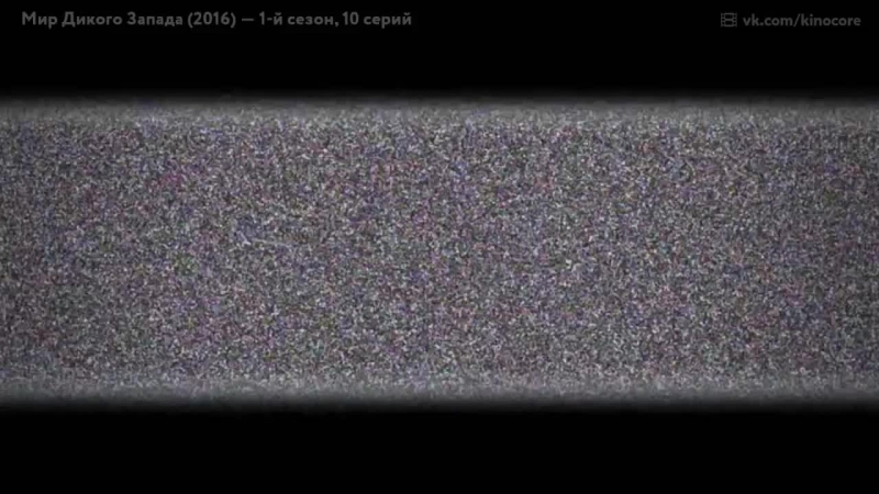 Невероятно атмосферный «||М||и||р|| ||Д||и||к||о||г||о|| З||а||п||а||д||а» (2||0||1||6) — 1-й сезон, 10 серий
