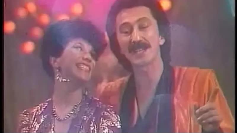 ВИА Ялла и Наталья Нурмухамедова Канатоходец 1985