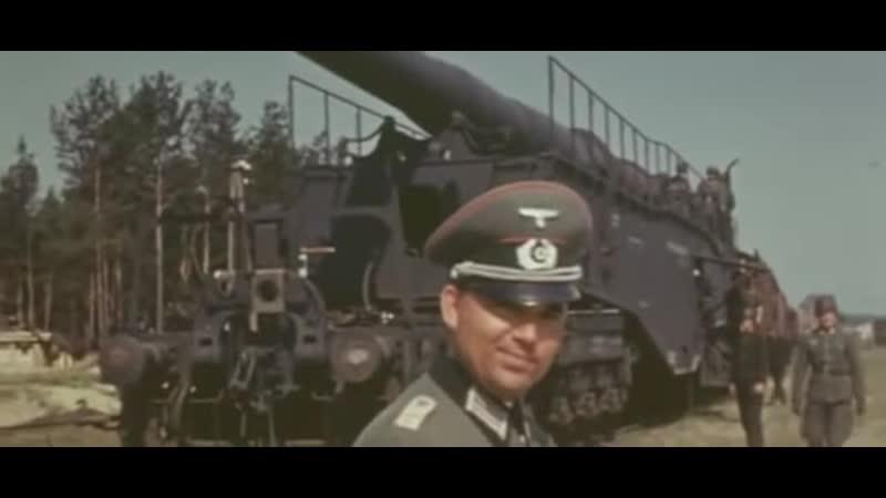 17 я армия и Дивизия СС Викинг в районе городов Жовква и Збараж цветная хроника июнь июль 1941