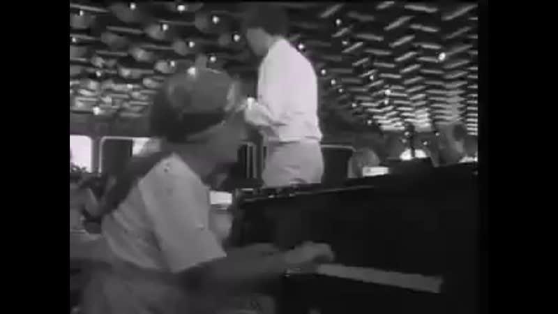 Анни Фишер Концерт № 22 Моцарта