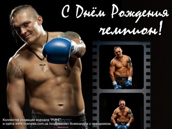 С днем рождения боксеру картинки