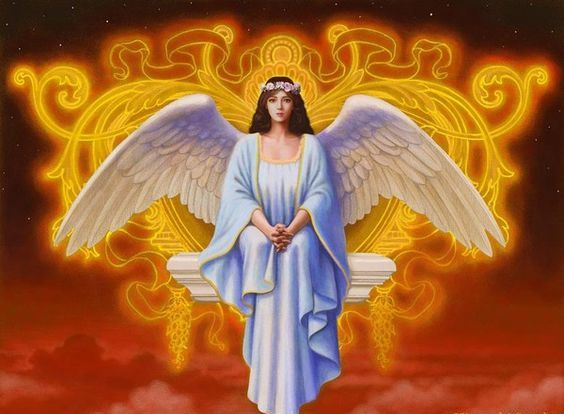 Оракул Ангелов 2019: Кто ваш Ангел покровитель года