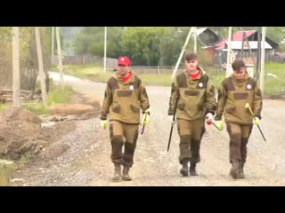Молодежка ОНФ работает в Иркутской области
