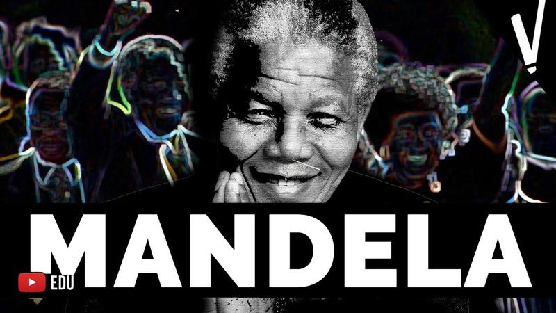 NELSON MANDELA Apartheid Racismo e um longo caminho para a liberdade│História