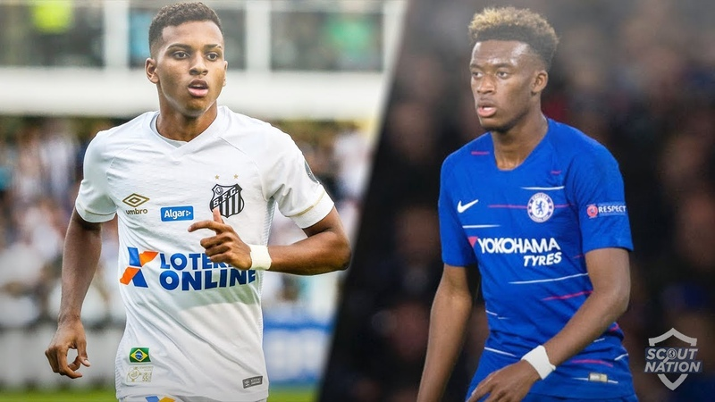 Best 17 Year Olds in Football 2018/2019