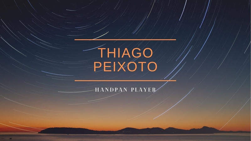 Thiago Peixoto Galaxy handpan