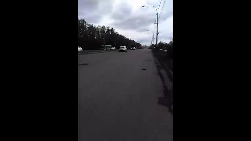 От КрасТЭЦ до ул.Мичурина