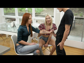 [StepSiblingsCaught] Chanel Grey, Scarlett Mae - I Got My Step Sister To Fuck My Boyfriend NewPorn2020
