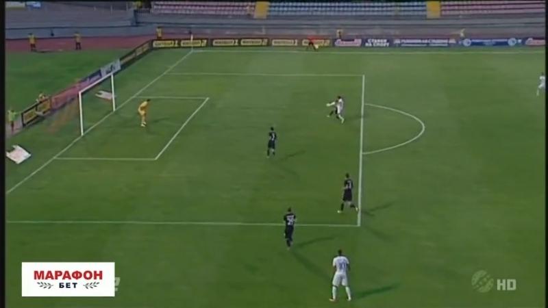 «Маріуполь» 0:2 «Десна» Гол: Хльобас 22 хв.