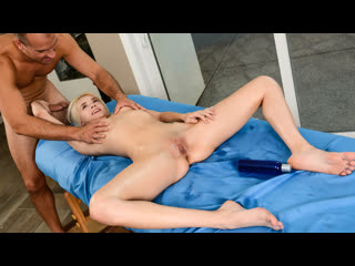 Elsa Jean - Can You Feel The Tightness [1080p, Porn, Teen, Sex, Blonde, Oiled, Massage, Blowjob, Fingering, Creampie] - Brazzers