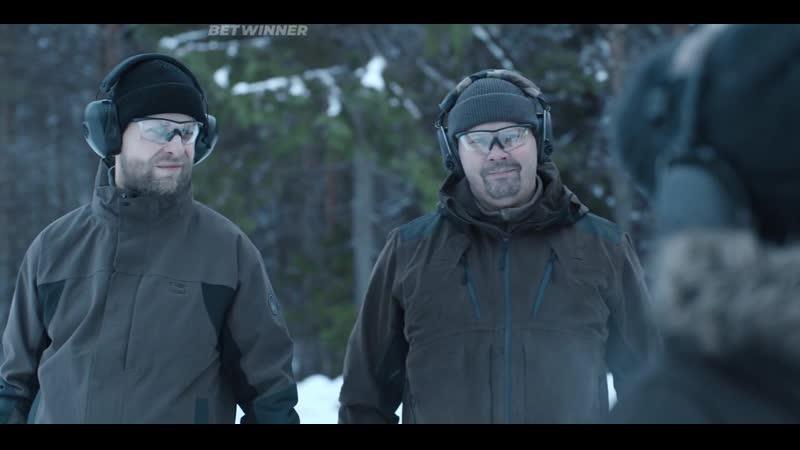 Сорйонен Sorjonen S03E04 3 сезон