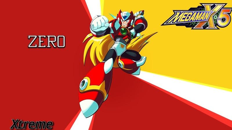 Megaman X5 Zero Xtreme PC Stream 1