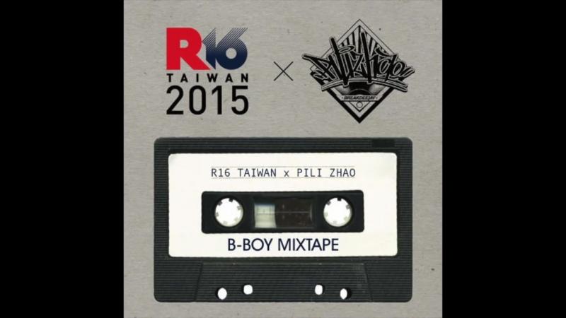 D.J. P I L I Z H A O ~ OLDSkooL JaM Music! Breaks R16 Taiwan Mix-Tape 2015.