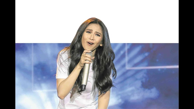 Sarah Geronimo - Leaving On A Jet Plane / I Don't Wanna Miss a Thing [This15Me Concert]
