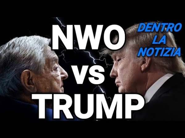 TRUMP E MOLTI ALTRI ACCUSANO SOROS PER I DlSORDlNl DI MINNEAPOLIS USA MEDIA NWO SE CADE TRUMP