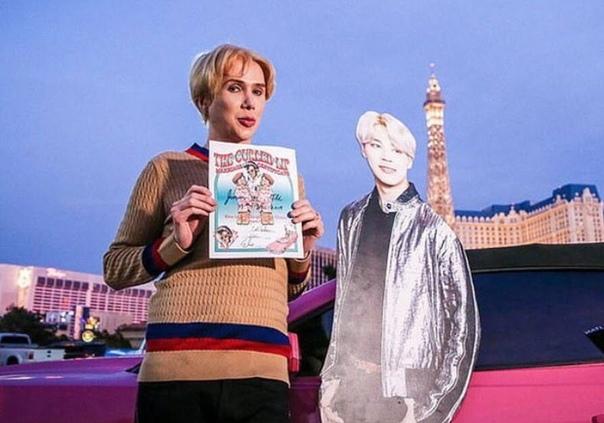 Мужчина из Великобритании настолько восхитился жанром -pop, что потратил более 100 тыс долларов, что бы стать похожим на любимого исполнителя из Южной Кореи. А свободное время одержимый фанат