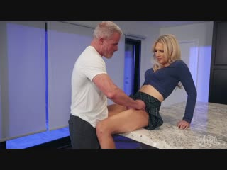 [TransAngels] Dale Savage, Kayleigh Coxx - Meet My Folks: Part 1 [2019 г., Transsexual, Gonzo Shemale, Hardcore, Anal, 1080p]