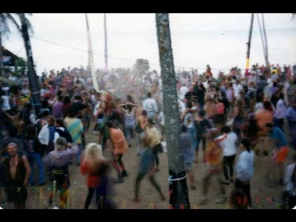 GOA parties Freak machine 1991 1992