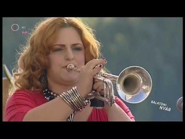 Fourtissimo Jazz Orchestra - Hey Jude /live at Balaton Nyár/