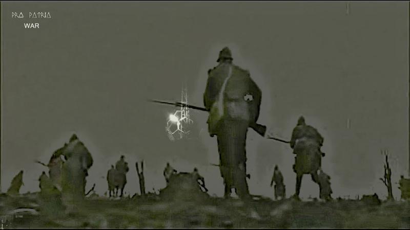 Pro Patria - War (Till the Day We Die)