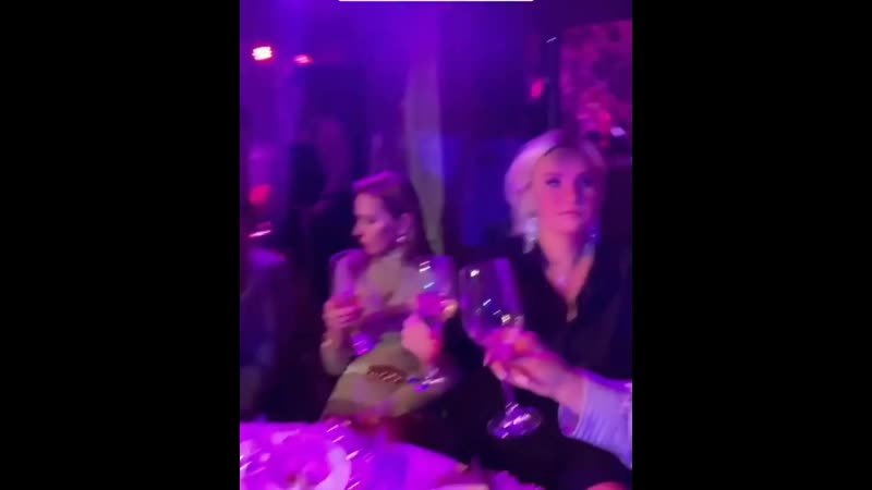 Ани Лорак на дне рождения дочери певицы Жасмин Маргариты 22 02 2020