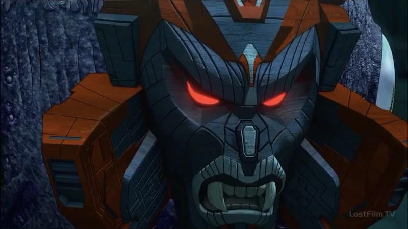Серьёзно Трансформеры Война за Кибертрон Transformers War for Cybertron Netflix