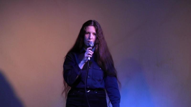 Евфросиния Капустина финалист фестиваля Собака Керуака