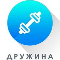 Логотип ДРУЖИНА СПОРТ ДОСУГ Ростов-на-Дону