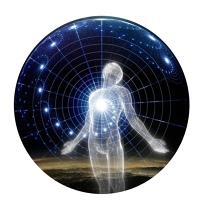 Логотип Био-космоэнергетика!