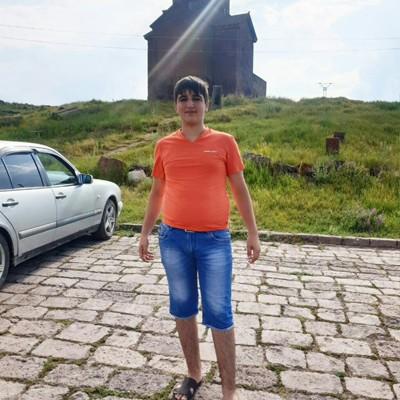 Sas, 19, Yerevan