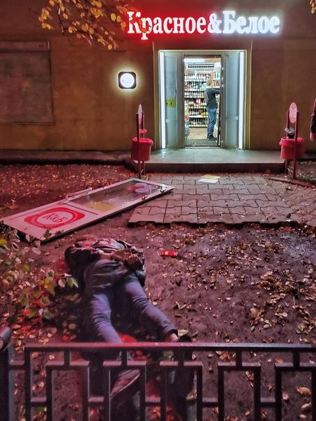 В Екатеринбурге мужчина устроил конфликт в магазин...