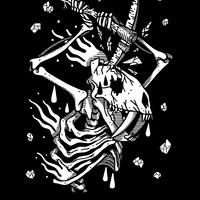 Логотип Rotten East Record.