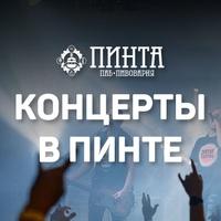 Логотип Концерты в Пинте / Craft Sound / Ижевск