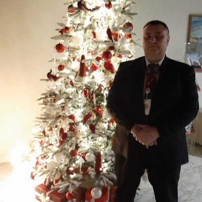 Петр, 46, Gus'-Khrustal'nyy