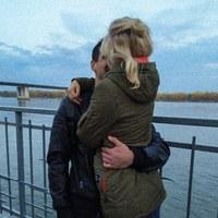 Фотография страницы Сашеньки Камневой ВКонтакте