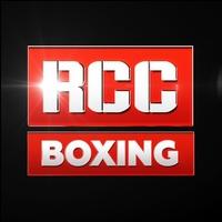 Логотип RCC Boxing Promotions