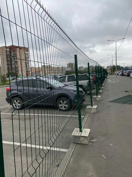 У петербуржцев продолжают отбирать бесплатные парк...