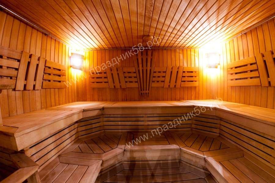 Сауна Holiday Rooms в Пензе, описание, фотографии, цены.