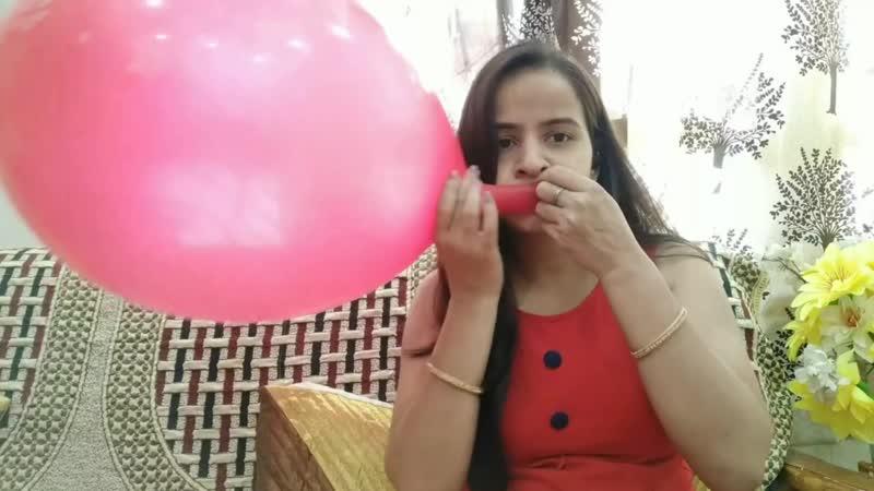 India Balloon Girl YouTube Outtakes