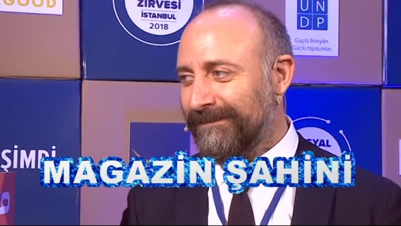 Интервью с Халитом Эргенчем на саммите 2030Şimdi (15.10.2018)