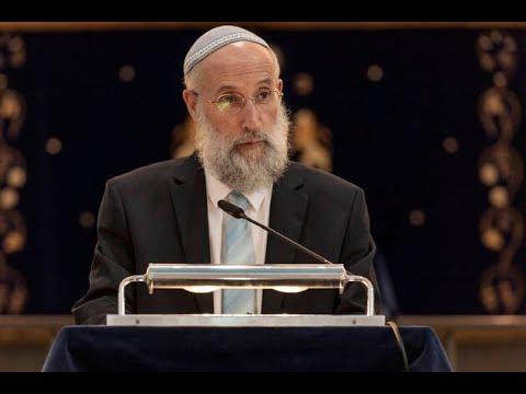 Rabbiner Brukner wendet sich an seine Gemeinde mit einer besonderen Schabbat Ansprache 20 03 2020