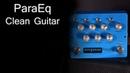 Empress Effects ParaEq w Boost - Clean Guitar