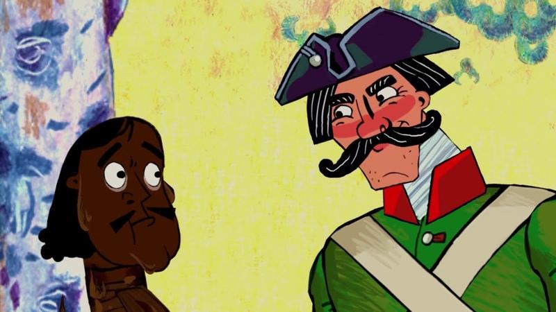 Гора самоцветов сборник сказок про исторических личностей развивающий мультфильм