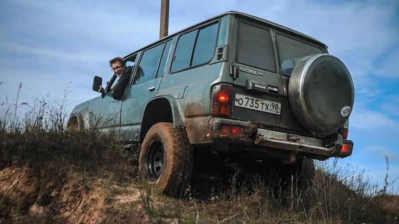 Nissan Patrol за 100 тысяч рублей Дешёвки Новый проект