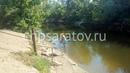 В канале у жд переезда в Балаково утонул мужчина