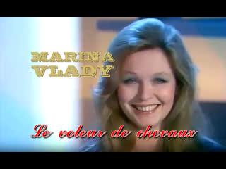 Марина Влади Marina Vlady - Le voleur de chevaux (1973)