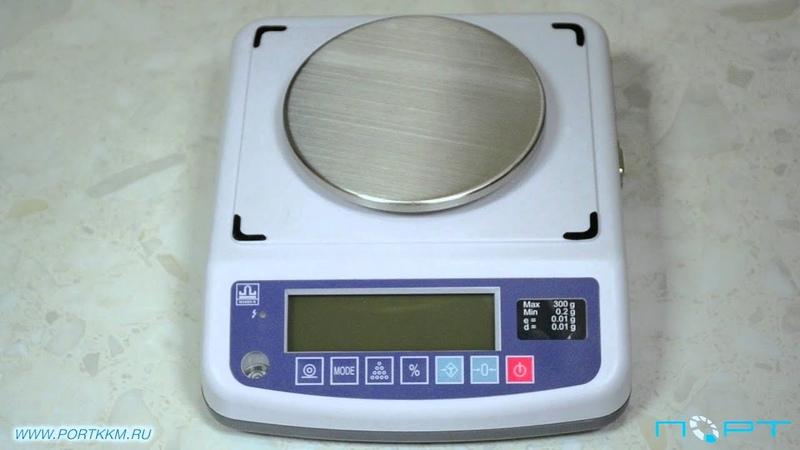 Как сделать калибровку ювелирных весов Масса К ВК